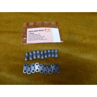 "NEU Original Stihl 5x Schneidzahn links 3//8/"" RM 3991 662 0600"