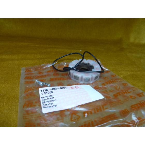 NEU Original Stihl Generator Griffheizung 1118 400 4000 / 11184004000 / 1118-400-4000