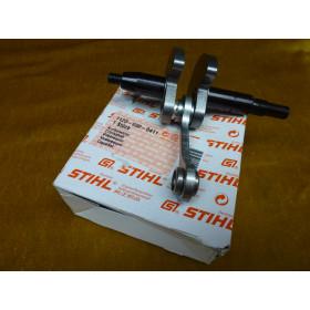 NEU Original Stihl 021 MS 210 Kurbelwelle 1123 030 0411 /...