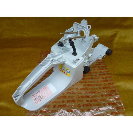 NEU Original Stihl MS 270 MS 280 Tankgehäuse 1133 350 0802 / 11333500802 / 1133-350-0802
