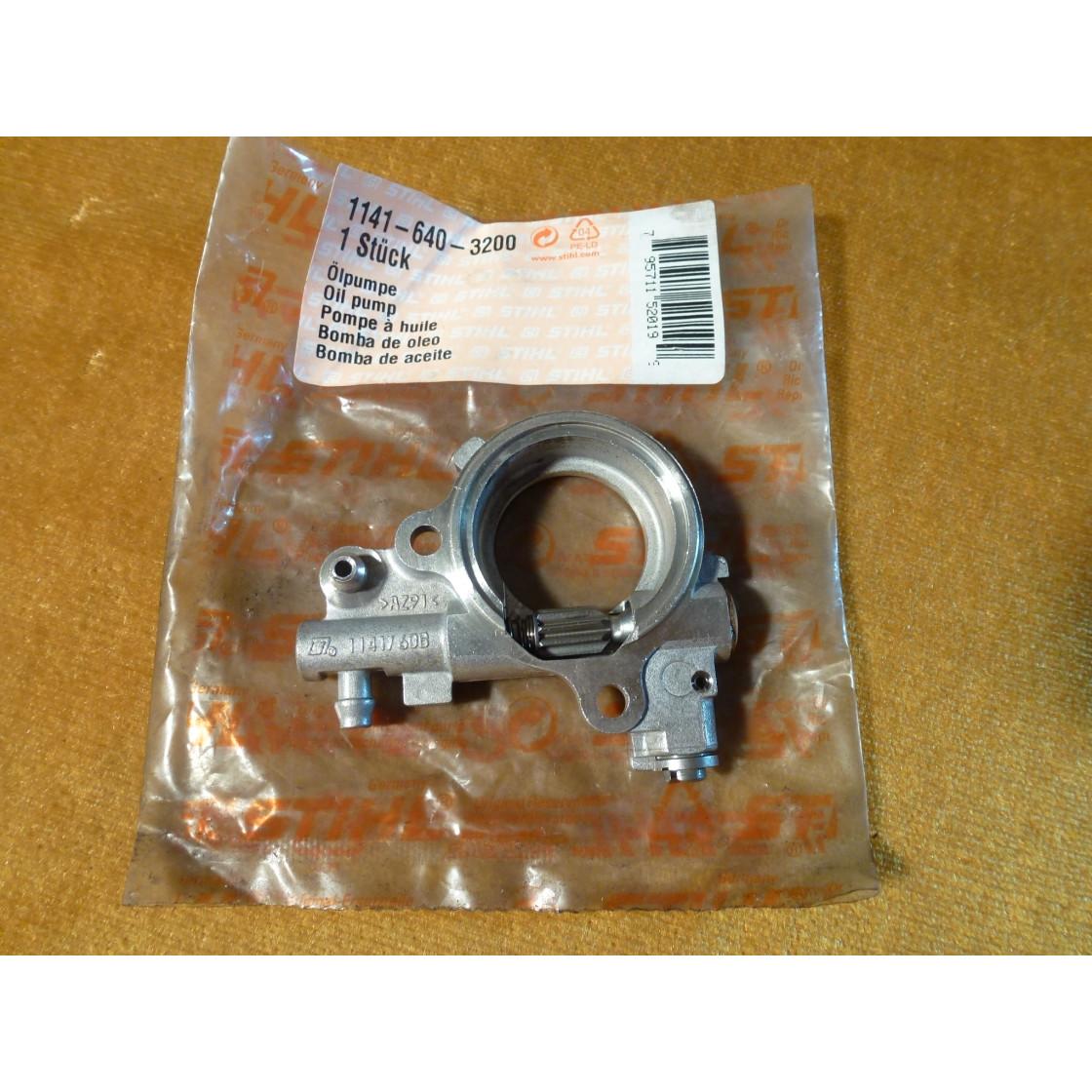 NEU Original Stihl MS 261 Ölpumpe 1141 640 3200