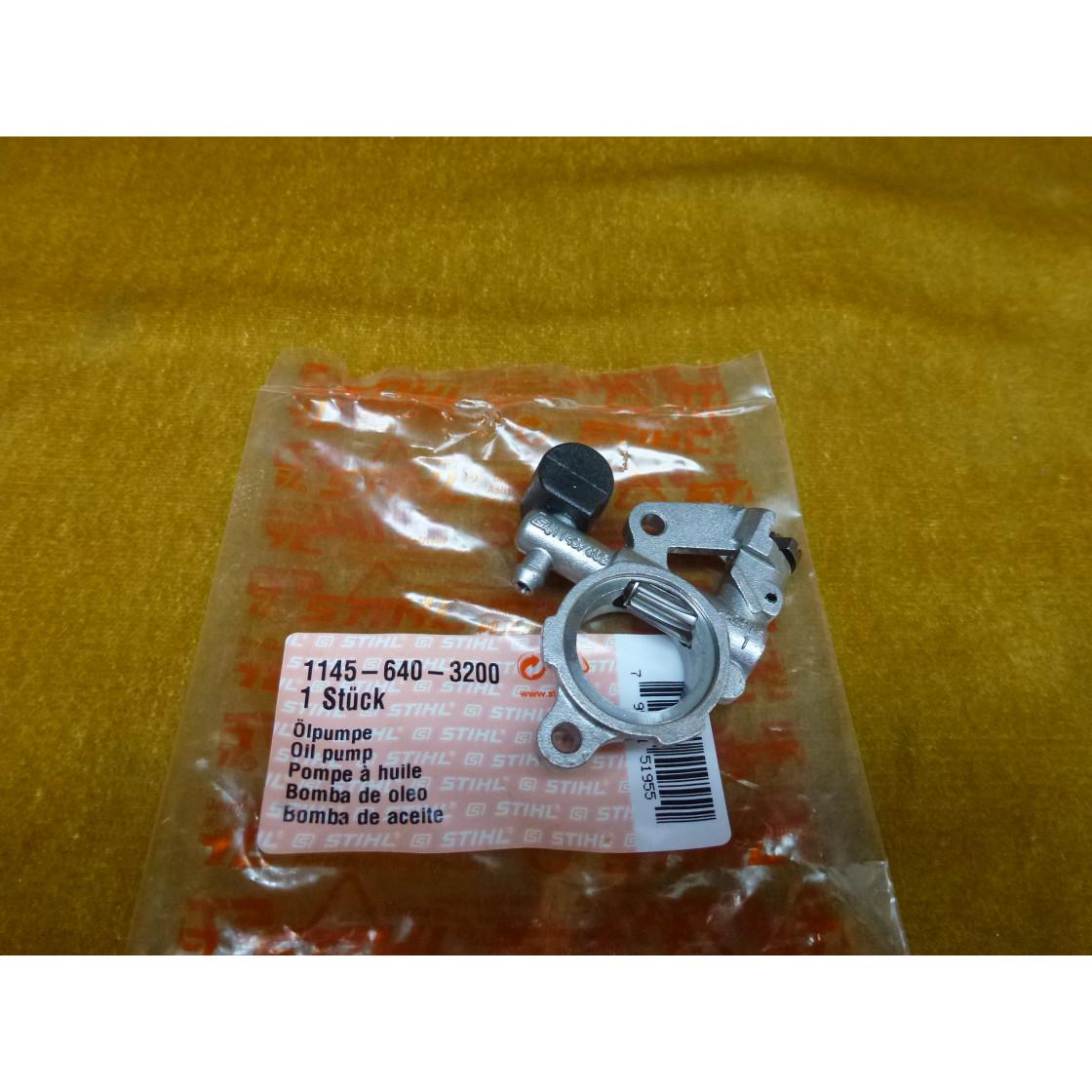 NEU Original Stihl MS 201 MS 201T Ölpumpe 1145 640 3200