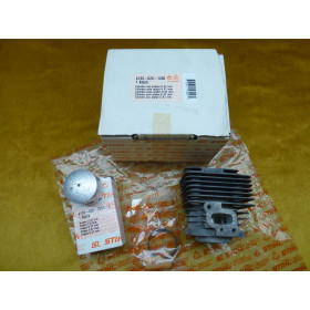 NEU Original Stihl FS 108 FR 108 Zylinder mit Kolben D33...
