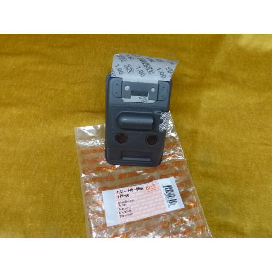 NEU Original Stihl Schalldämpfer 4137 140 0602 / 41371400602 / 4137-140-0602