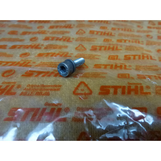 NEU Original Stihl Schraube DIN912-M5x18Z1-10 9036 341 1010 / 90363411010 / 9036-341-1010