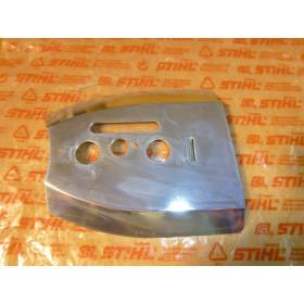 NEU Original Stihl Seitenblech aussen 1124 664 1100 /...
