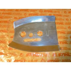 NEU Original Stihl Seitenblech aussen 1124 664 1100 / 1124-664-1100 / 11246641100