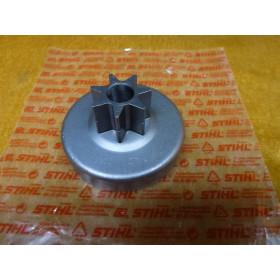 NEU Original Stihl Kettenrad 325 7Z MS 028  1118 640 2001...