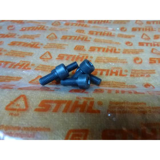 NEU Original Stihl 5x Schraube DIN912-M5x12-12.9 9045 371 0960 / 90453710960 / 9045-371-0960
