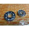 NEU Original Stihl 050 051 076 Satz Kugellager 9503 003 0543 / 95030030543 / 9503-003-0543 / 9503 003 0443 / 95030030443 / 9503-003-0443