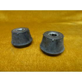 NEU Original Stihl 2x Ringpuffer 1111 790 9915 /...