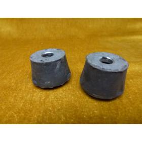 NEU Original Stihl 2x Ringpuffer 1111 790 9900 /...