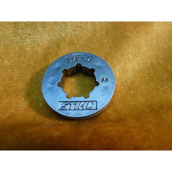 Original Stihl Ringkettenrad RKR 3/8 7Z 0000 642 1231 / 0000-642-1231 / 00006421231