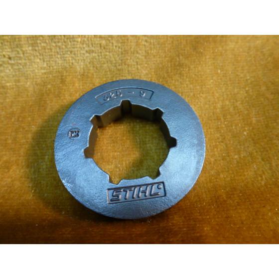 Original Stihl Ringkettenrad RKR .325 9Z 0000 642 1239 / 0000-642-1239 / 00006421239