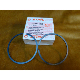 2x Original Stihl 075 076 TS 760 58x1,5mm...