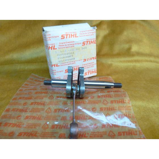Original Stihl Kurbelwelle 4133 030 0400 / 41330300400 / 4133-030-0400