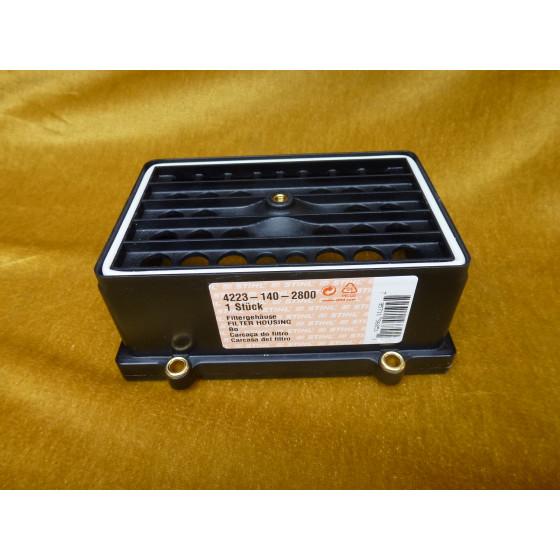 NEU Original Stihl TS 400 Filtergehäuse   4223 140 2800 / 42231402800 / 4223-140-2800