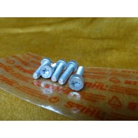 NEU Original Stihl 5x Schraube T27 IS-M5x20-12,9 9022 371...