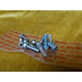 Gebraucht Original Stihl 10x Schraube T27 IS-M5x20-12,9...