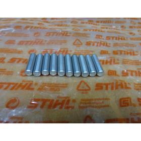 NEU Original Stihl 10x Stift DIN7-6M 6x20 ST 9371 470...