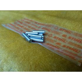 NEU Original Stihl 10x Stift DIN7-5M 6x18 ST 9371 470...