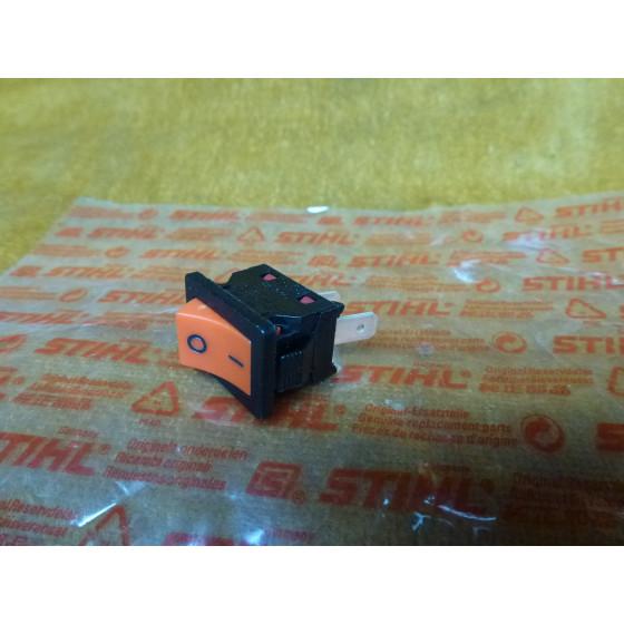 NEU Original Stihl Stoppschalter Schalter 4229 430 0202 / 42294300202 / 4229-430-0202
