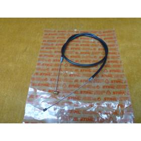 NEU Original Stihl Gaszug 4140 180 1105 / 41401801105 /...