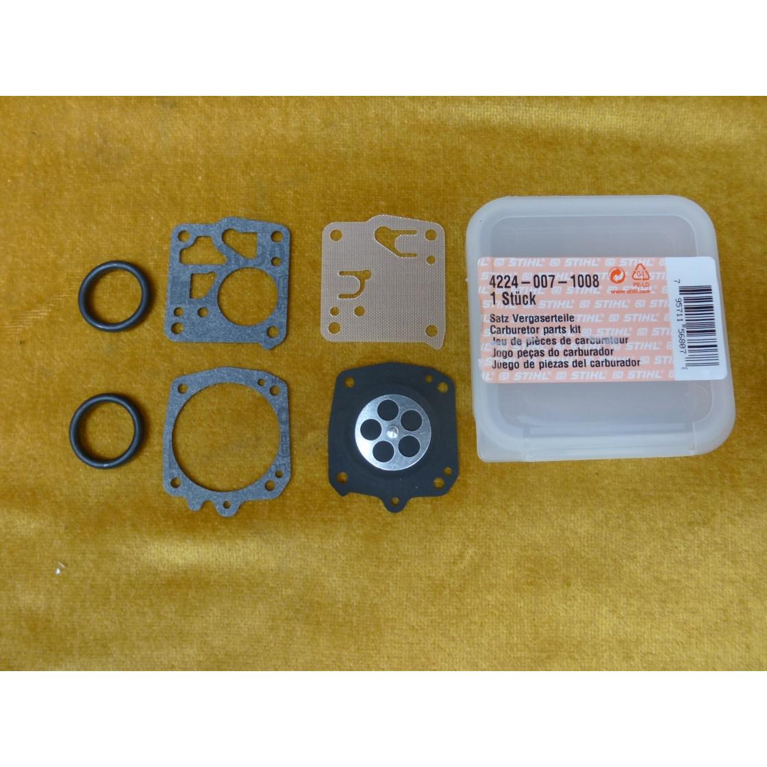 NEU Original Stihl 10x Schraube T27 IS-M6x35-10,9 9022 341 1380