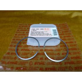 NEU Original Stihl 2x Verdichtungsring 50x1,2mm 1128 034...