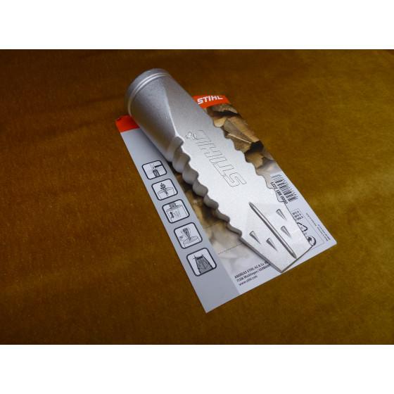 NEU Original Stihl Alu Aluminium Drehspaltkeil 0000 881 2221 / 00008812221 / 0000-881-2221