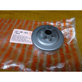 "NEU Original Stihl Kettenrad 3/8"" P 6Z 1123 640 2073..."