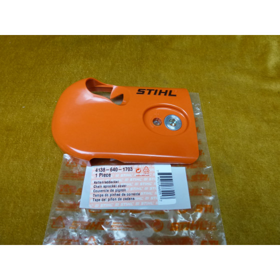 NEU Original Stihl Kettenraddeckel 4138 640 1703 / 41386401703 / 4138-640-1703
