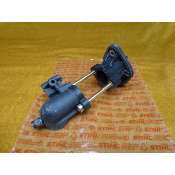 Original Stihl TS 460 Flansch mit Stutzen 4221 120 2200 / 42211202200 / 4221-120-2200
