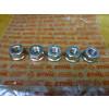 NEU Original Stihl 5x Mutter SW 17 DIN 6923-M10-8 9220 260 1300 / 92202601300 / 9220-260-1300