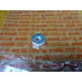 NEU Original Stihl Sechskantmutter Mutter M8 SW 19 0000...