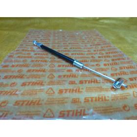 NEU Original Stihl 070AV 090AV Gaszug 1106 180 1101 /...