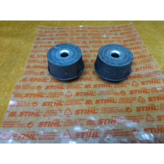 NEU Original Stihl 2x Ringpuffer AV Dämpfer 1106 790 9905 / 11067909905 / 1106-790-9905