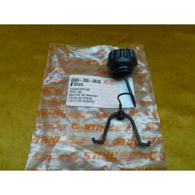 NEU Original Stihl Tankverschluss 0000 350 0510 /...